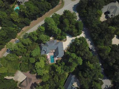 Conroe Single Family Home For Sale: 6198 Hickory Hollow Lane