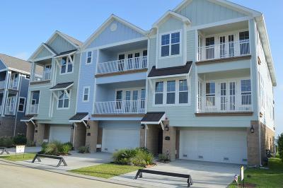 League City Condo/Townhouse For Sale: 2711 Veranda Terrace