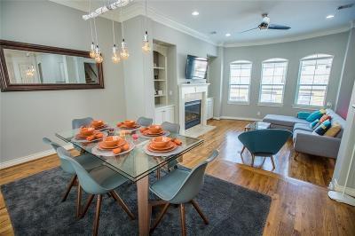 Houston Condo/Townhouse For Sale: 5724 Kansas Street