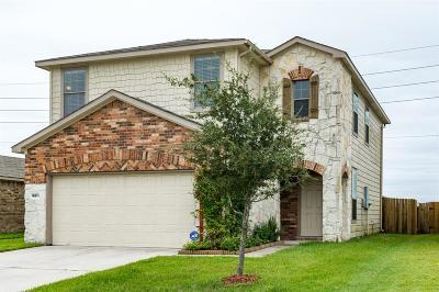 Houston TX Single Family Home For Sale: $187,500