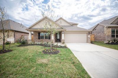 Rosharon Single Family Home For Sale: 5134 Victory Shores Lane