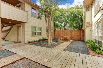 Houston Multi Family Home For Sale: 1914 McDuffie Street