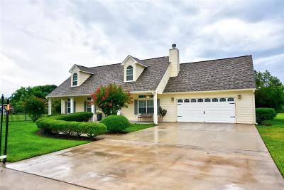 Crosby TX Single Family Home For Sale: $349,000