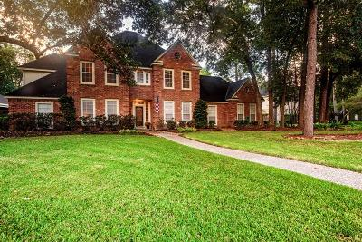 Kingwood Single Family Home For Sale: 3415 Spring Manor Drive