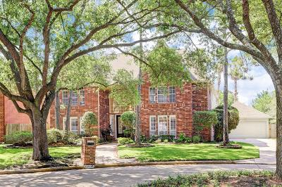 Houston Single Family Home For Sale: 19835 Timberwind