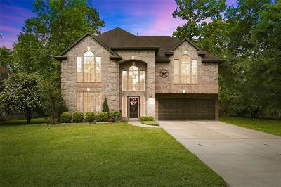 Magnolia Single Family Home For Sale: 7311 Wedgewood Drive