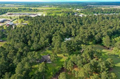 Tomball TX Country Home/Acreage For Sale: $3,300,000