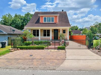 Houston Single Family Home For Sale: 822 W 14th Street