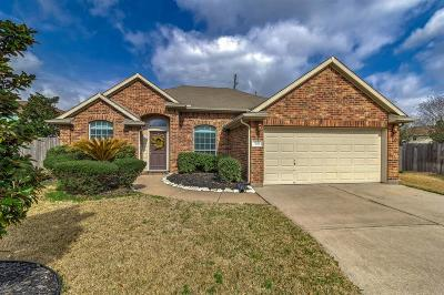 Cypress Single Family Home For Sale: 7610 Kenmark Court