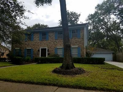 El Lago Single Family Home For Sale: 422 Willow Vista Drive