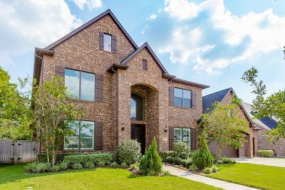 Sugar Land Single Family Home For Sale: 5506 Lockwood Bend Lane