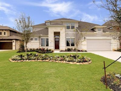 Tomball Single Family Home For Sale: 18719 Spellman Ridge