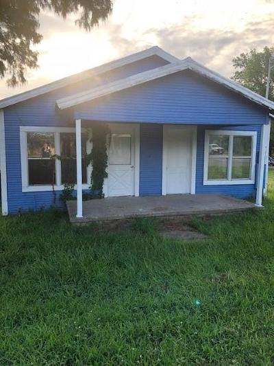 Willis Multi Family Home For Sale: 502 N Danville Street