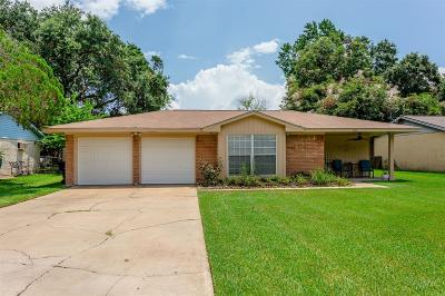 Alvin Single Family Home For Sale: 1115 Terrace Drive