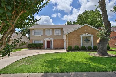 Missouri City Single Family Home For Sale: 16502 Quail Run Drive