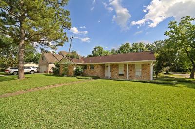 Houston Single Family Home For Sale: 5623 Braesvalley Drive