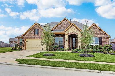 Spring Single Family Home For Sale: 7415 Capeview Crossing