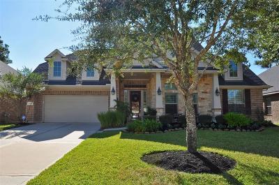 Humble Single Family Home For Sale: 12610 Arnette Park Lane