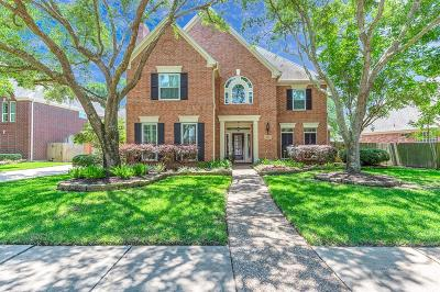 Katy Single Family Home For Sale: 2607 Silent Spring Creek Drive