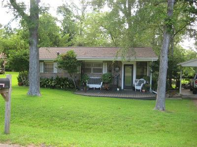 Montgomery Single Family Home For Sale: 23655 Horseshoe Bend