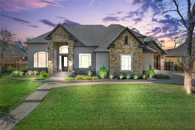 College Station Single Family Home For Sale: 5202 Bandon Dunes Court