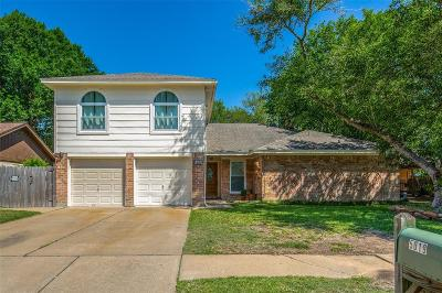Houston Single Family Home For Sale: 5019 Stanhope Drive