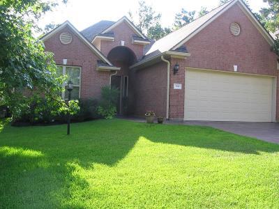 Montgomery Single Family Home For Sale: 350 Creekwood Drive W