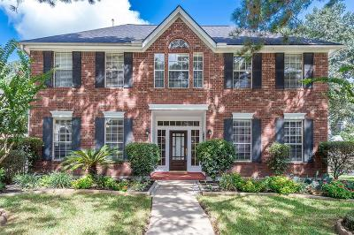 Katy Single Family Home For Sale: 22314 Park Point Drive
