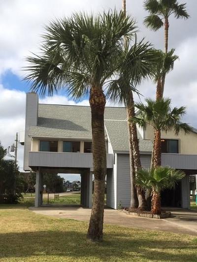 Galveston Single Family Home For Sale: 4215 Sandpiper Lane