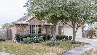 Dickinson Single Family Home For Sale: 3011 Gardencrest
