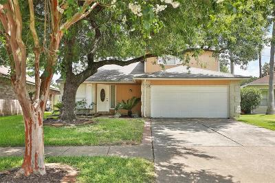 Houston Single Family Home For Sale: 11806 Yearling Drive
