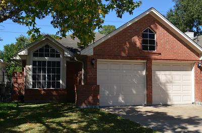 Houston Single Family Home For Sale: 9843 Territory Lane