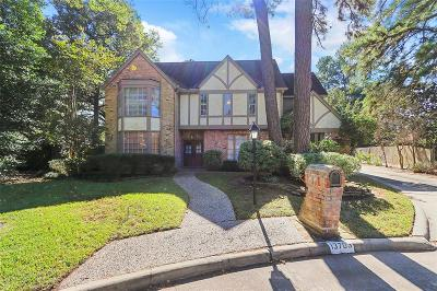 Houston Single Family Home For Sale: 13703 Barons Bridge Drive