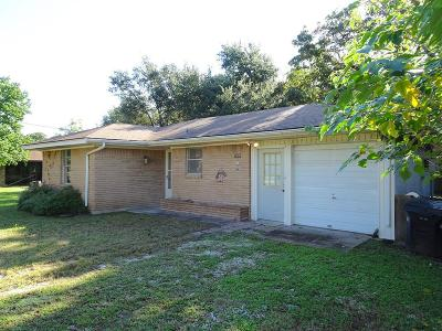 Burleson County Single Family Home For Sale: 349 6th Street