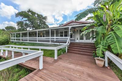 Austin County Country Home/Acreage For Sale: 3296 S Fm 331 Road