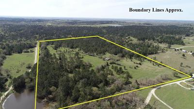 Navasota Farm & Ranch For Sale: 6434 County Road 448