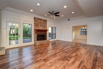 Tomball Single Family Home For Sale: 15415 Gettysburg Drive