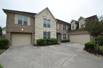 Tomball Single Family Home For Sale: 11407 Kingsbarn Court