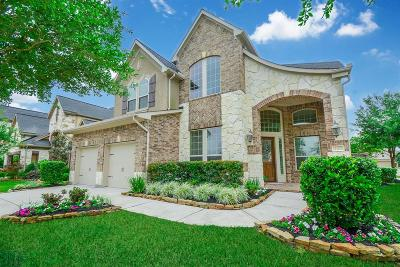 Cinco Ranch Single Family Home For Sale: 3302 Trace Shadow Court