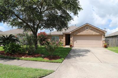 Texas City Single Family Home For Sale: 7918 Silver Oak Drive