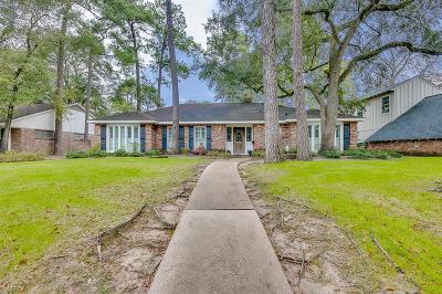 Houston Single Family Home For Sale: 12206 Old Oaks Drive