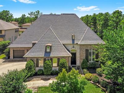 The Woodlands Single Family Home For Sale: 15 N Shasta Bend Circle