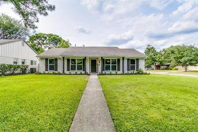 Houston Single Family Home For Sale: 5918 Spellman Road #35