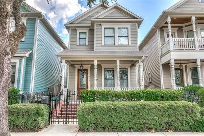 Houston Single Family Home For Sale: 638 W 17th Street