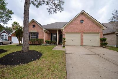Houston Single Family Home For Sale: 14110 Boulder Falls Court