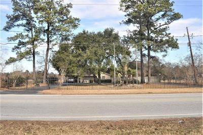 Humble Single Family Home For Sale: 7615 Rankin Road