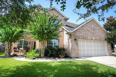Humble Single Family Home For Sale: 12415 Jamestown Crossing Lane
