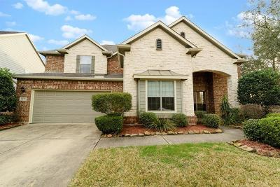 League City Single Family Home For Sale: 6137 Carlisle Lane