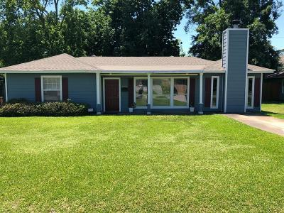 Houston Single Family Home For Sale: 2008 W 14th 1/2 Street