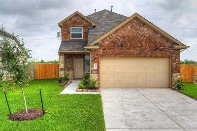 Texas City Single Family Home For Sale: 9310 Yellow Rose Drive